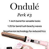 L'ange Hair Ondulé Curling Wand - Blush 25mm