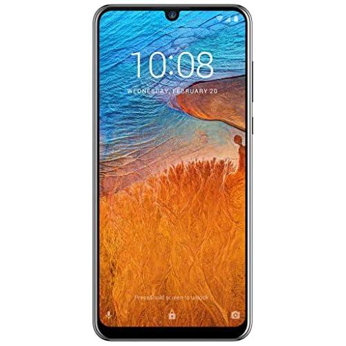 chollos oferta descuentos barato ZTE Blade V10 Smartphone 6 3 Full HD 19 9 Octa Core 4GB RAM 64GB ROM Doble Cámara Trasera 16 5 MP Cámara Frontal 32 MP Doble SIM Android 9 Color Negro versión española