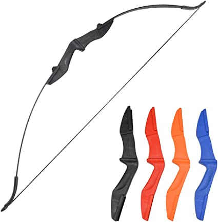 57in 30 40lbs Archery Takedown Recurve Bow Right Left Hand Hunting Target US