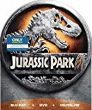 Jurassic Park III - Limited Edition Metal Tin Packaging (Blu-ray + DVD + Digital Copy)