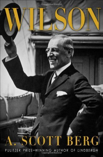 [ WILSON ] By Berg, A Scott ( Author) 2013 [ Hardcover ]