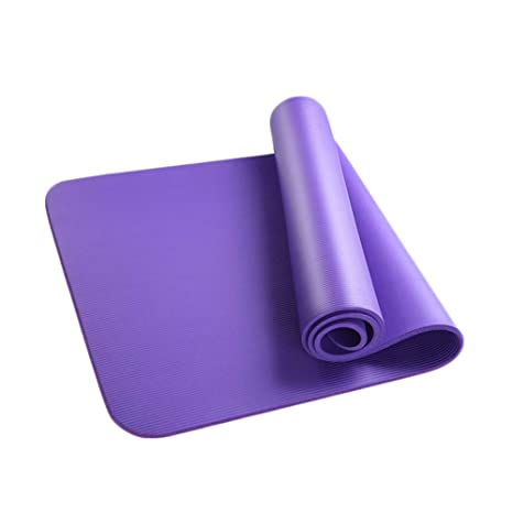 WENMIN Esteras de Yoga, cojín de Entrenamiento físico 10-15 ...