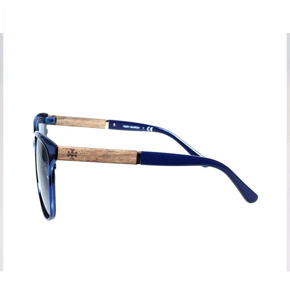 ace12cc08f1 Amazon.com  Sunglasses Tory Burch TY 6041 307880 NAVY  Shoes