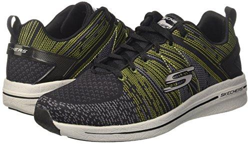 0 Burst Sneakers Ii Skechers Basses Noir bklm in Homme The 2 Mix 6fxnxa
