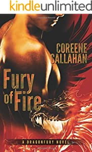 Fury of Fire (Dragonfury Series Book 1)