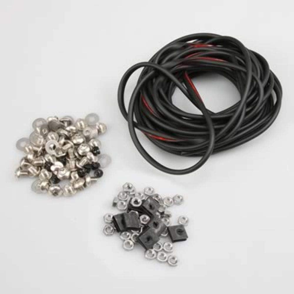 Bushwacker PK1-50028 Complete Hardware Kit for 50028-02