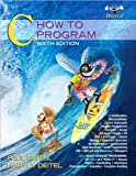 img - for C: How to Program (6th Edition) (text only) 6th (Sixth) edition by P.J.Deitel.H.M.Deitel book / textbook / text book