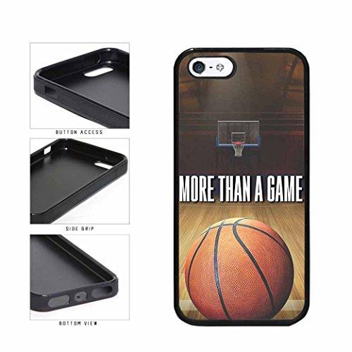 BleuReign More Than Basketball TPU RUBBER SILICONE Phone Cas