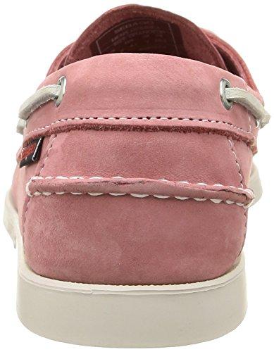 Sebago Herren Docksides Bootschuhe Rosa(Pink)