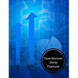 Team Meeting Notes Template: Minutes Log