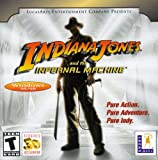 Indiana Jones and the Infernal Machine (Jewel Case) - PC by LucasArts