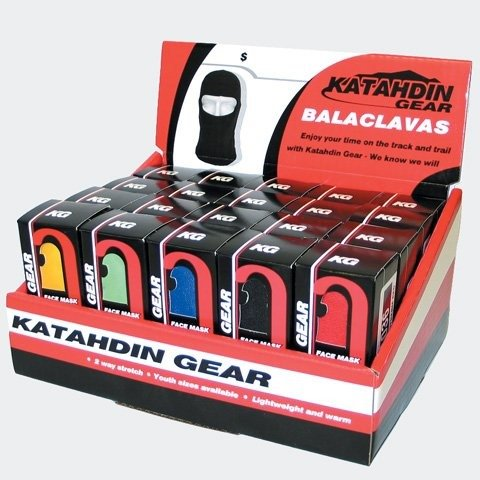 20 Pack Display Case For Katahdin Gear Face Mask/filled by Volk Racing (Image #1)