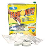 Elemonate was developed by Walex's R and D department representing the latest technology in quick dissolving tablets.  Elemonate utilizes the same ultimate odor prevention formula found in Porta-Pak black holding tank deodorizer along with special en...