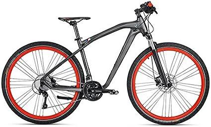 Bicicleta BMW Cruise M, en color antracita y rojo, mate, tamaño L: Amazon.es: Coche y moto