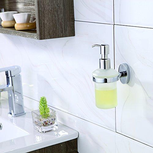CRW Liquid Soap Dispenser - on wall