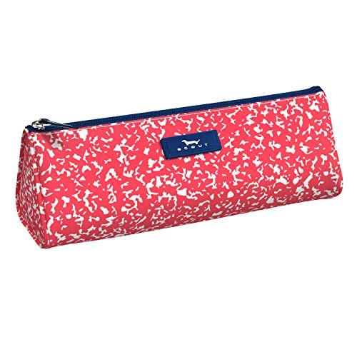 Scout Pencil Me in Pencil Case, Zippered Pencil Bag Fits 50+ Pencils, Markers, and Pens (Multiple Patterns Available)