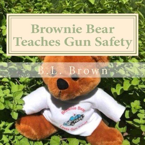 Brownie Bear Teaches Gun Safety