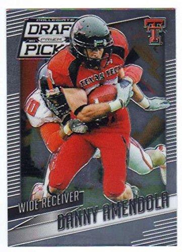2015 Panini Prizm Collegiate Draft Picks #27 Danny Amendola