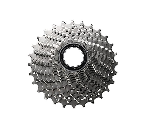 Shimano 105 CS-5800 11-Speed Cassette Black, 12-25 by SHIMANO