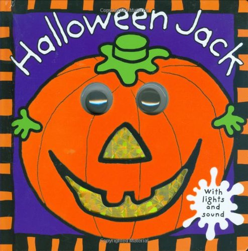 Halloween Jack: With Lights and