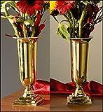 Set of 2 Altar Vases