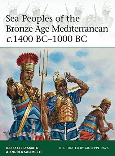 Sea Peoples of the Bronze Age Mediterranean c.1400 BC–1000 BC (Elite)