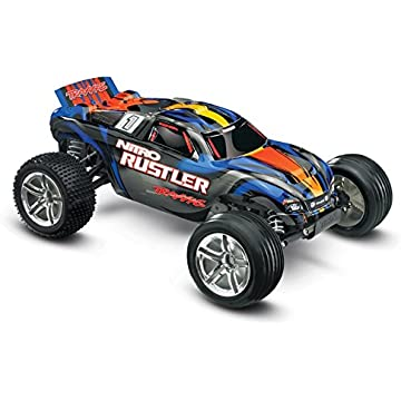 top best Traxxas Nitro Rustler