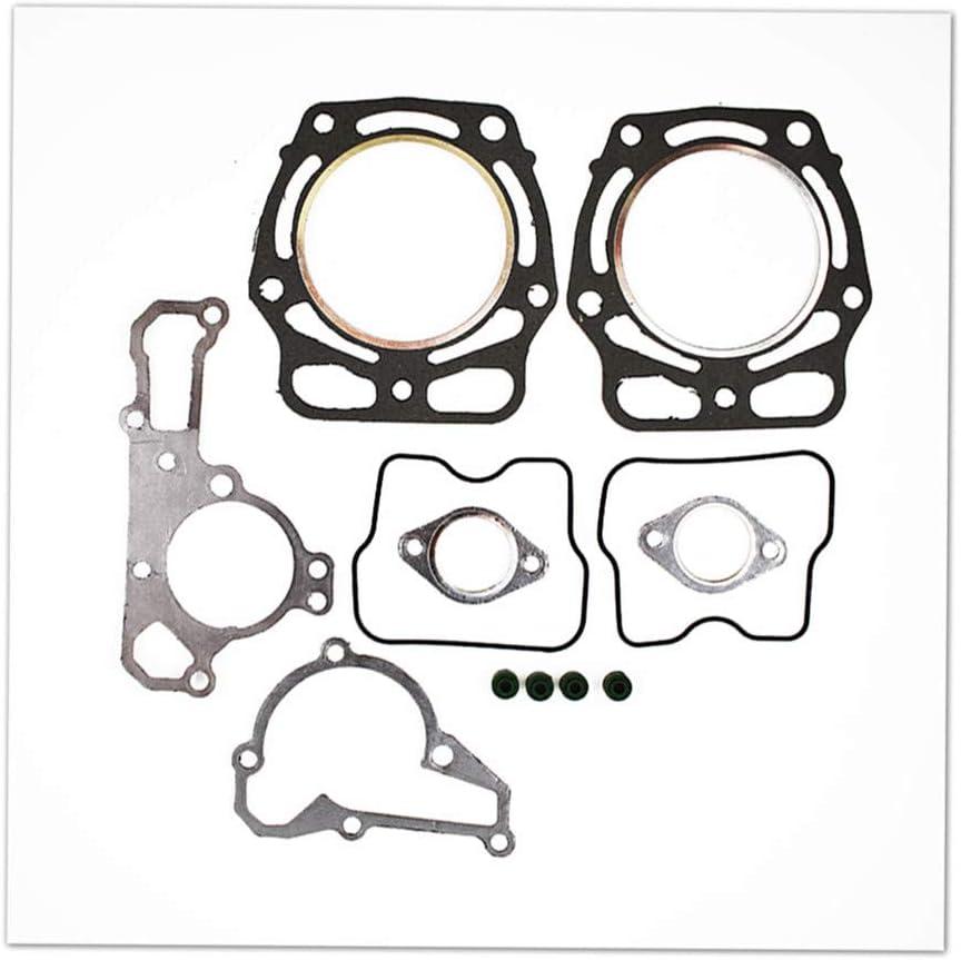 WFLNHB End Head Bottom Gasket Kit for Kawasaki KAF620 Mule 2500 2510 3000 3010 3020 Top