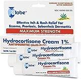 Hydrocortisone Maximum Strength Cream 1% with