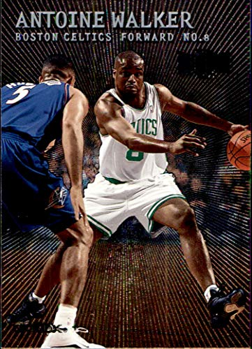 1999-00 Metal #118 Antoine Walker BOSTON CELTICS KENTUCKY WILDCATS