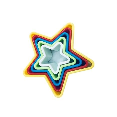 DaoRierMolde de la hornada, Estilo de la Estrella de Cinco Puntas Tamaño: los 3.8