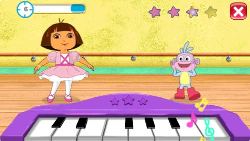 LeapFrog LeapPad Dora's Amazing Show Ultra eBook (works with all LeapPad tablets) by LeapFrog (Image #4)