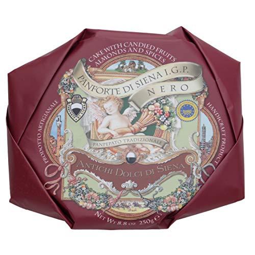 La Fabbrica del Panforte – Original Panforte of Siena 250gr (Panforte Panpepato)