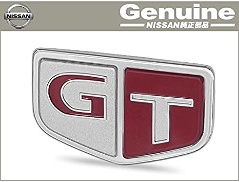 Nissan Skyline R33 GTR Fender Side Emblem 63896-24U00