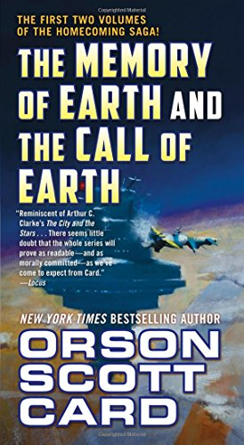 book cover of The Memory of Earth / The Call of Earth