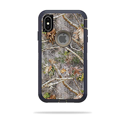 MightySkins Skin Compatible with OtterBox Defender iPhone Xs Max - Kanati | Protective, Durable, and Unique Vinyl Decal wrap Cover | Easy to Apply, Remove, and Change Styles | Made in The USA