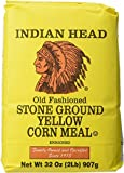Indian Head Yellow Corn Meal 2lb (Pack of 01)