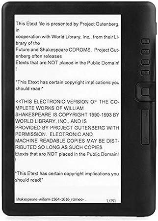 Fanuse 4 Gb Ebook Reader Smart Mit 7 Zoll Hd Bildschirm Elektronik