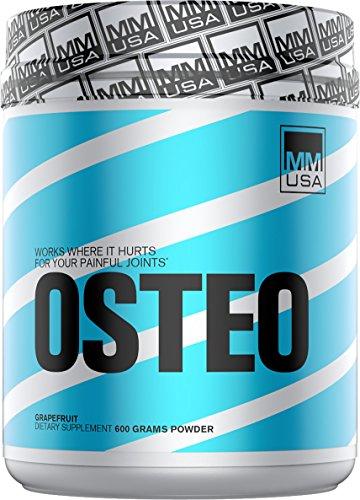 MMUSA OSTEO ADVANCED JOINT PAIN FORMULA, 600 g.