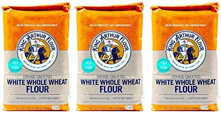 Flours & Meals: King Arthur White Whole Wheat Flour