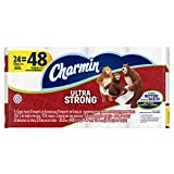 Charmin Toilet Paper Charmin Ultra Strong Bathroom Tissue Double Rolls - 24 CT