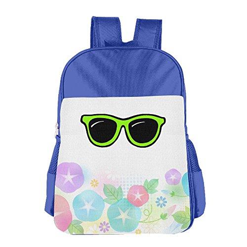 GABRIELA ROSALES Green Sunglasses Wonderful Unisex Children's Backpack Bag School Sport Shoulder Kids' Schoolbag Bags - Sunglasses Costco Uk