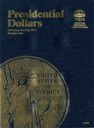 Presidential Dollars Volume 2 2182 Whitman New Folder