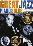 Great Jazz Piano Solos vol.1