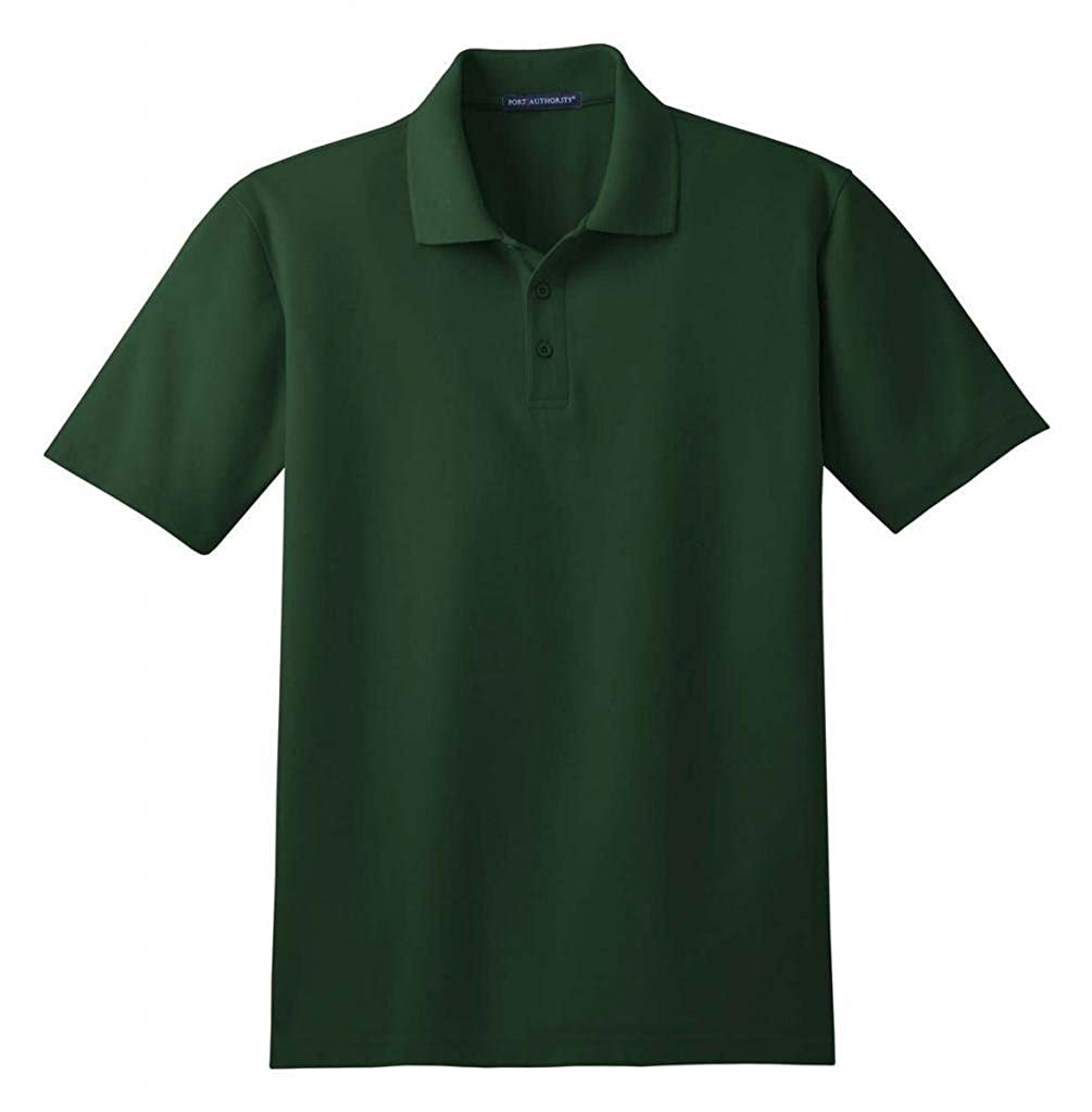Port Authority Mens Tall Stain Resistant Polo