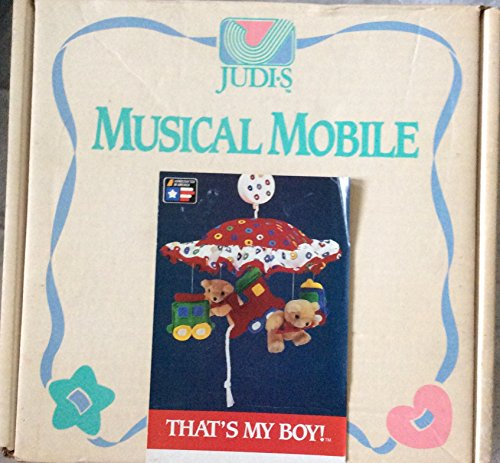 Judi's Musical Mobile - That's My Boy - Style 1629201
