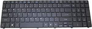 Laptop Keyboard for Acer Aspire 7740 7740G 7741 7741G 7741Z 7741ZG 7745 7745G 7745Z 7750Z 8940G 5742 5742G 5742Z 5742ZG English US Black