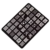 Tonsee® Nail Stamping Printing Plate Stamping Manicure Nail Art Decor Image Stamps Plate
