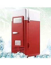 Voiture Mini USB Cola Drink Frigo boissons Can Cooler / Warmer Réfrigérateur Congélateur