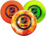 Franklin Sports NHL Street Hockey Ball Combo (Pack of 3)